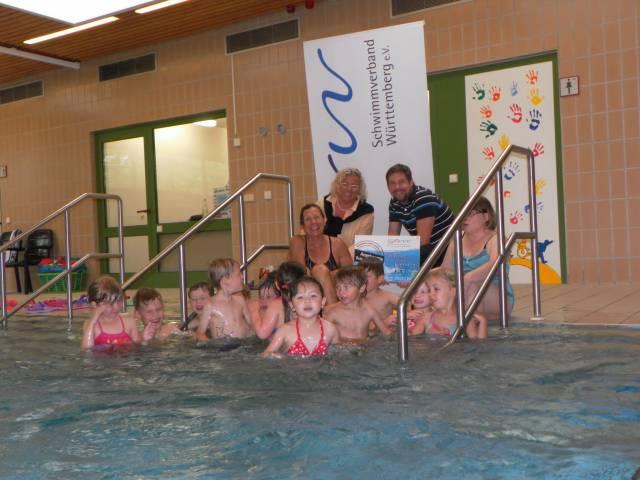 Anerkannte Schwimmschule