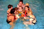 BabyUndElternKindSchwimmen